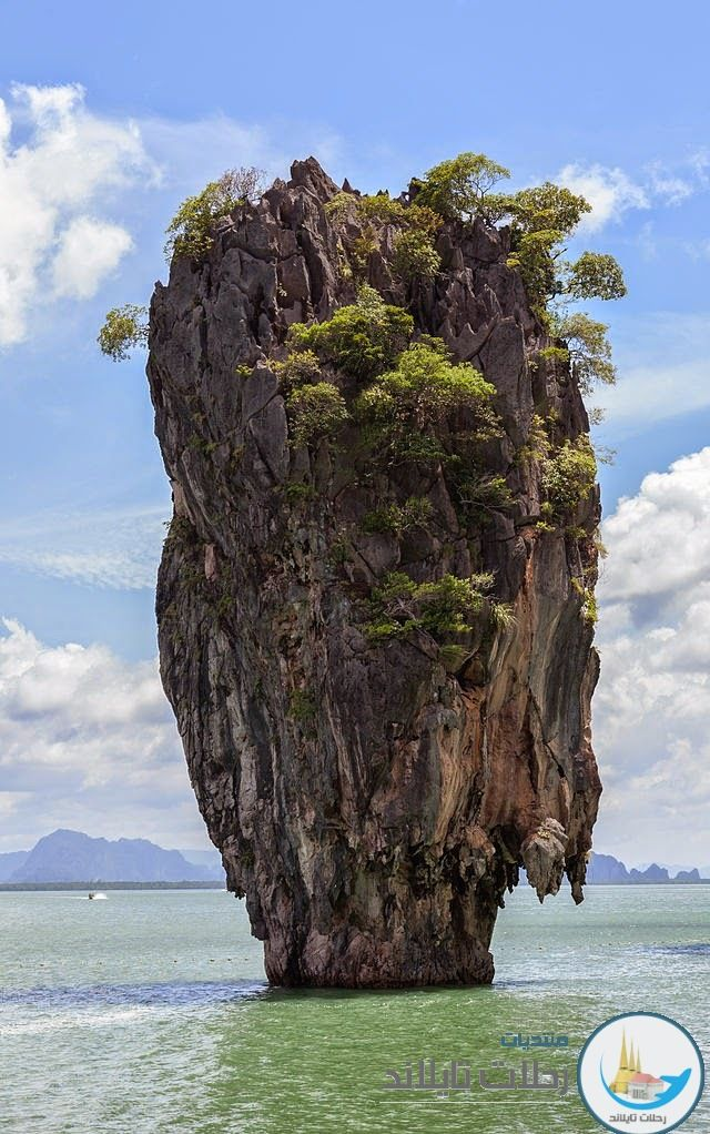 صور جزيرة جيمس بوند قرب بوكيت الخيالية ภ ม ศาสตร