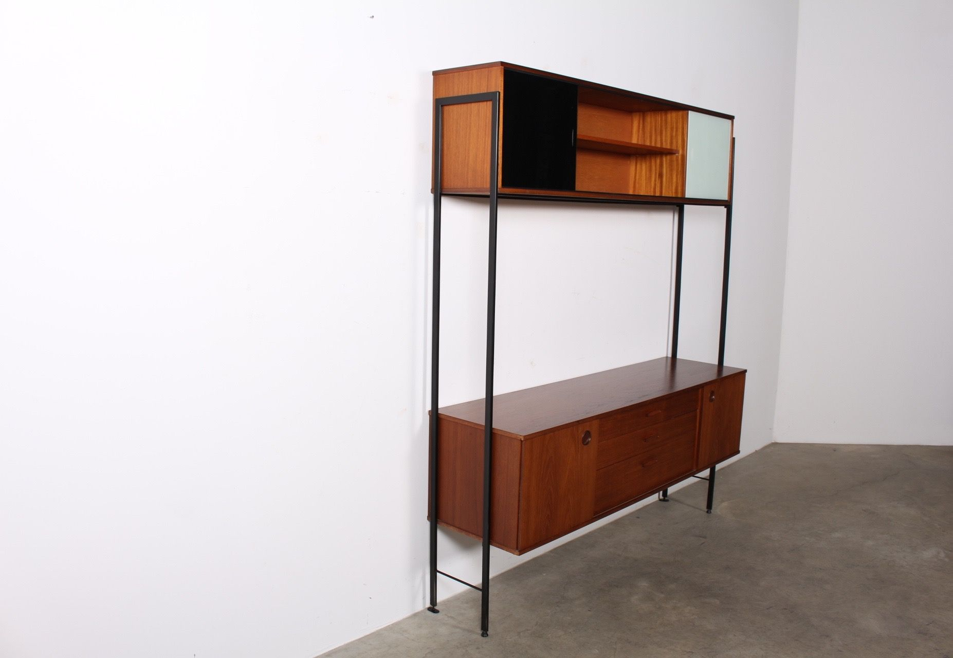 Sideboard Buffet Enfilade Meuble Vintage Design Scandinave Danemark A Liege