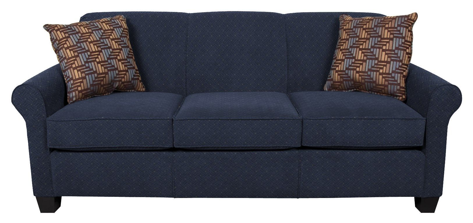 Phenomenal Angie Queen Sleeper Sofa With Accent Cushions By England Pabps2019 Chair Design Images Pabps2019Com