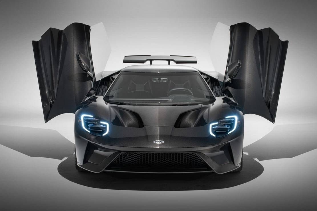 New 2020 Ford Gt Supercar In 2020 Ford Gt Super Cars Ford