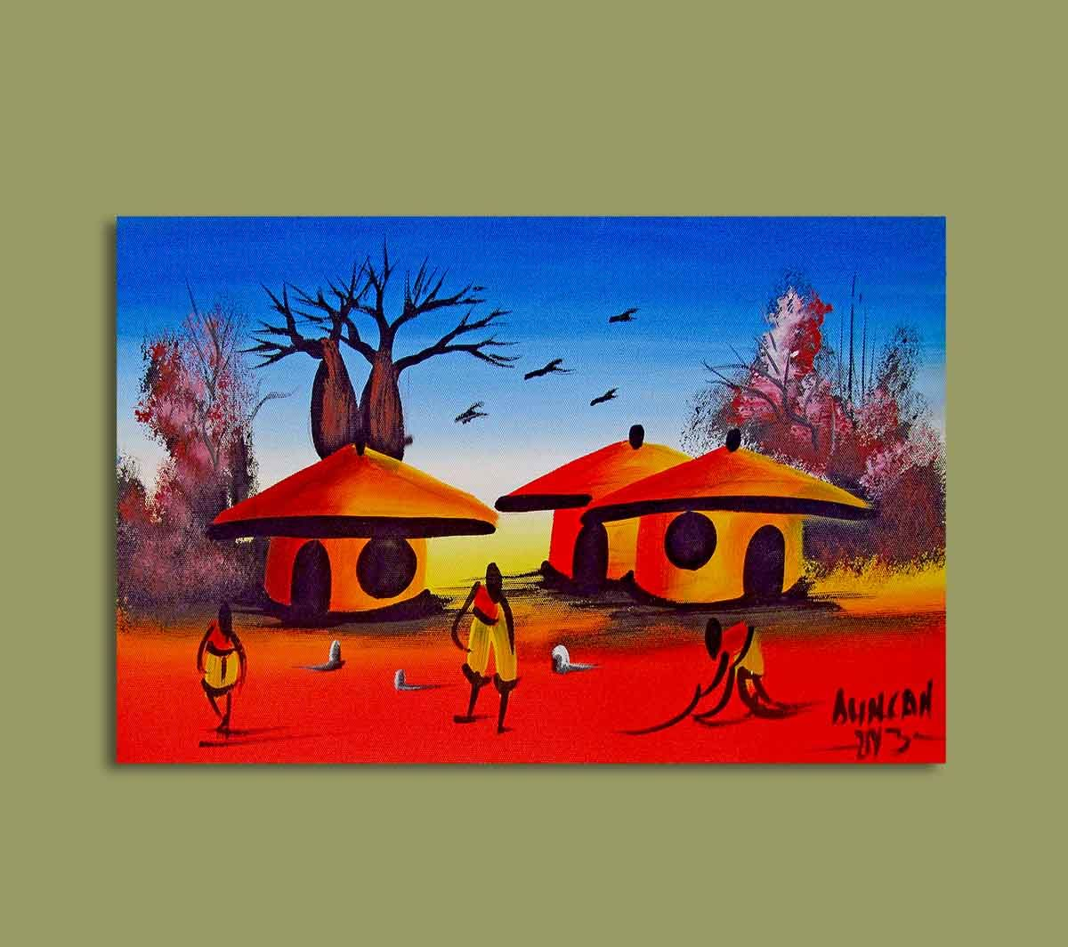 south african township mask art - Google Search