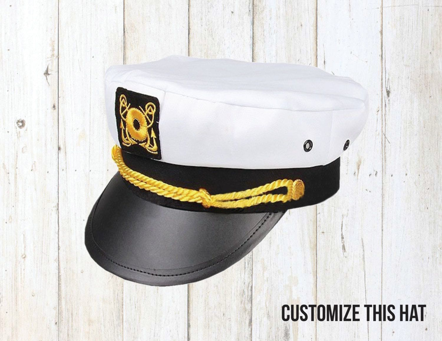 3fb61b93ac7 Sailor Hats Nautical Cruise Bachelorette Party Yacht by Eventees on Etsy