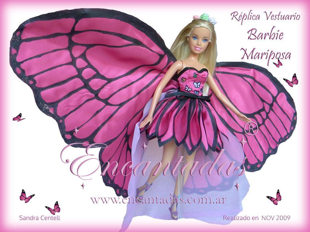 Barbie Mariposa by Encantadas.deviantart.com on @DeviantArt