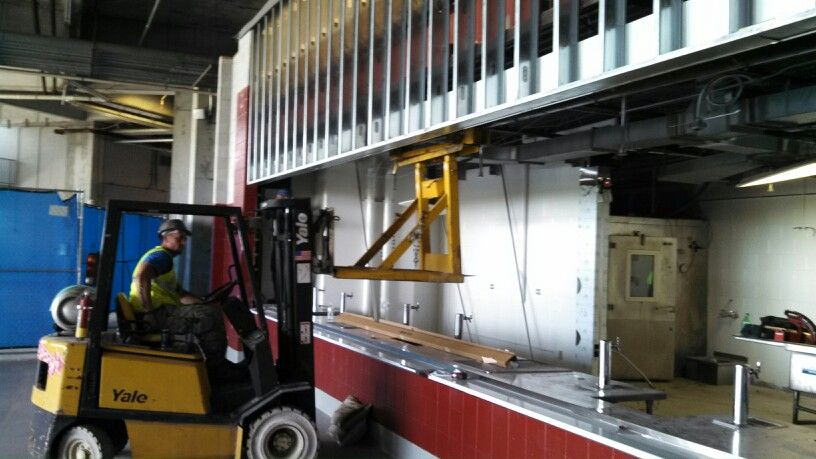 Commercial Garage Doors Commercial garage doors, Roll up