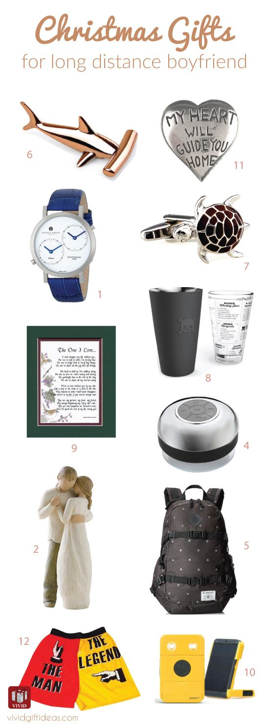 Delightful Christmas Gift Ideas For Long Distance Boyfriend Part - 12: Long Distance Relationship Gift Ideas. Christmas Gifts For Long Distance  Boyfriend.