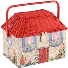 Sewing Basket Cottage Sewing Basket (Cath Kidston)