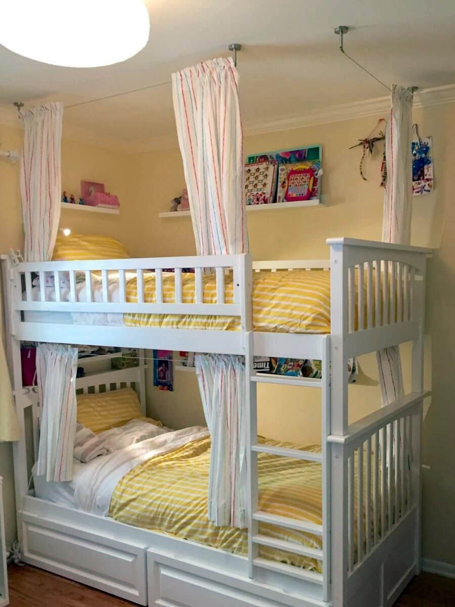 Your Guide To Bed Canopy Olx For Your Home Bunk Bed Curtains Bed Curtains Bunk Bed Rooms