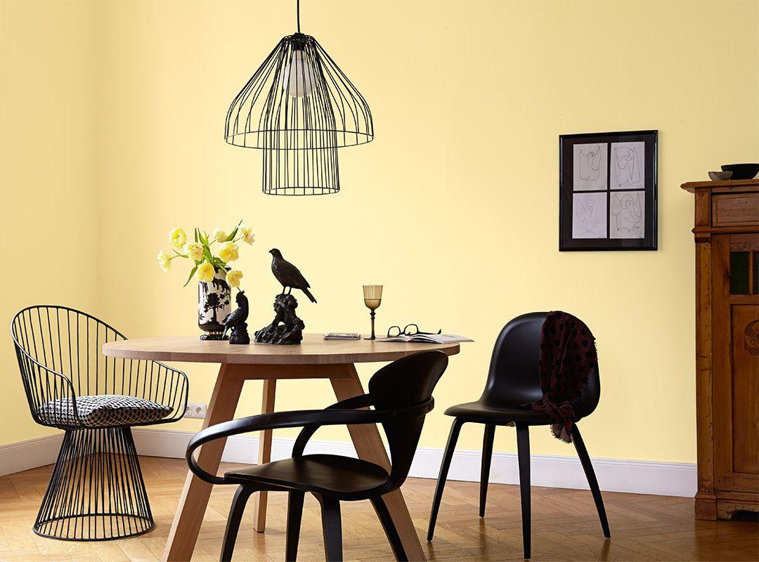 alpina feine farben no 31 elfenbein rebellin ein ton der alle wohnbereiche b ro wohnen. Black Bedroom Furniture Sets. Home Design Ideas