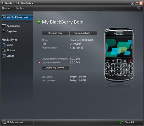 Upgrade your os via the web: blackberry. Com/upgrades | crackberry. Com.