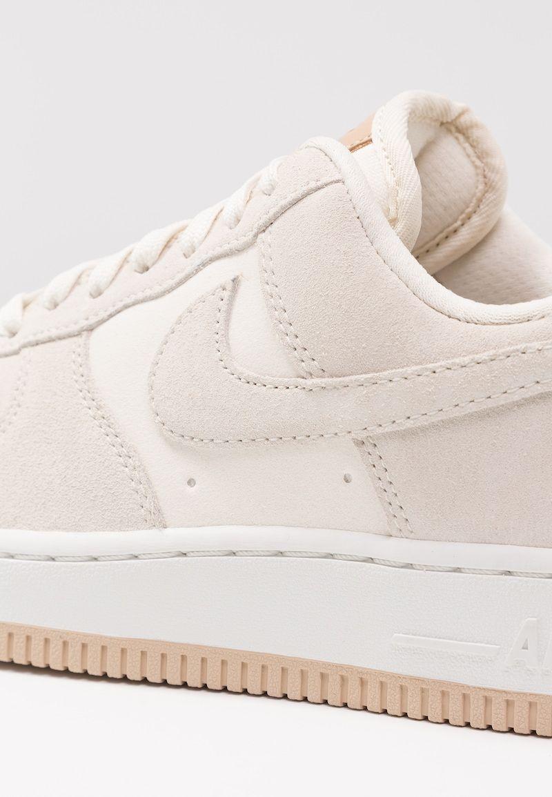 Nike Sportswear AIR FORCE Sneakers laag pale ivory