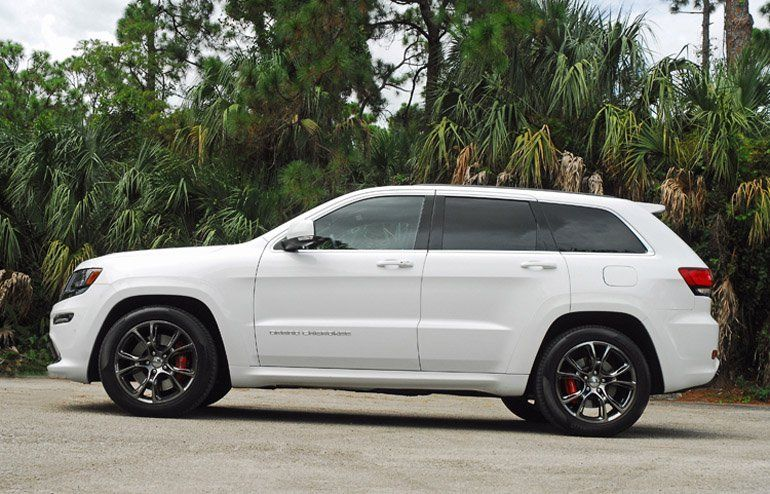 2014 Jeep GC SRT Beauty Side Low Done Small