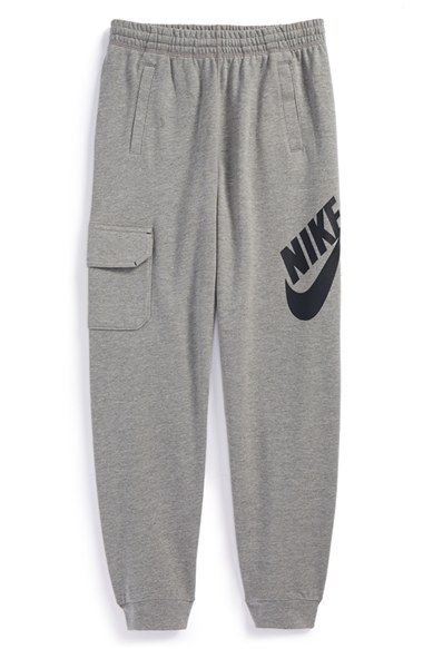 a8bcd52cb1d9 Nike  SB Everett  French Terry Sweatpants (Big Boys) available at  Nordstrom