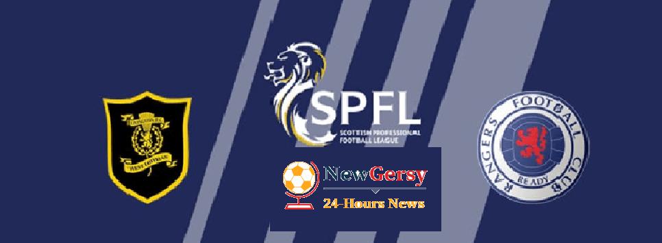 Livingston vs Rangers Live stream Scottish Premiership