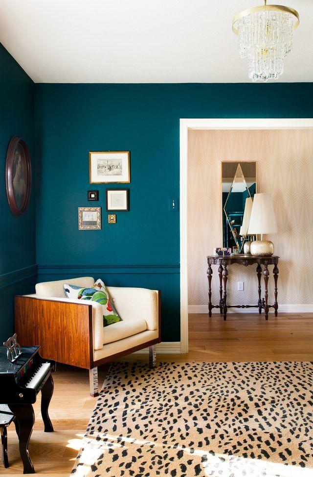 Revamped Colorful Inspiring Tudor Style Home In Austin | Interior Design U0026  Architecture | Pinterest | Innenausbau, Innenarchitektur Und Wohnzimmer