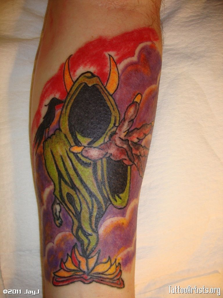 ICP Tattoos Designs And Ideas : Page 2 | 3d Juggalo Tattoos | Pinterest