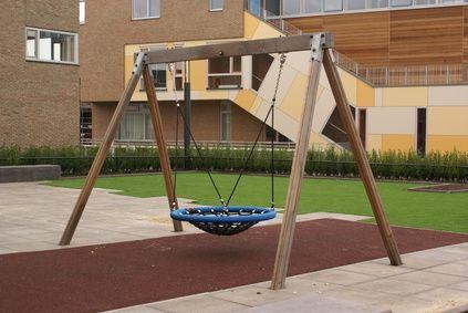 Unique Outdoor Swings for Children