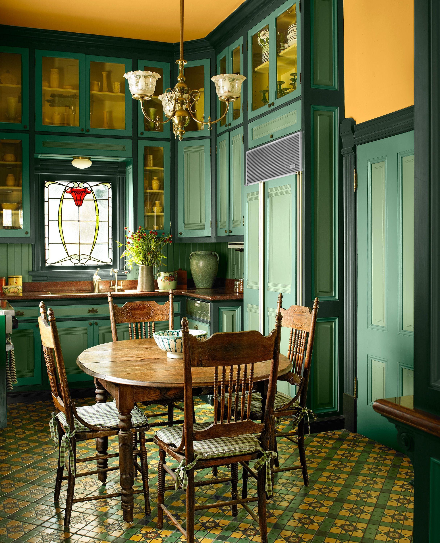 Best Paint Colors For Historic Houses Interior Paint Schemes