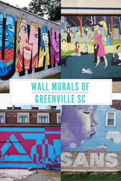 Wall Murals Of Greenville Sc The Eclectic Voyager Greenville South Carolina Mural Wall Murals