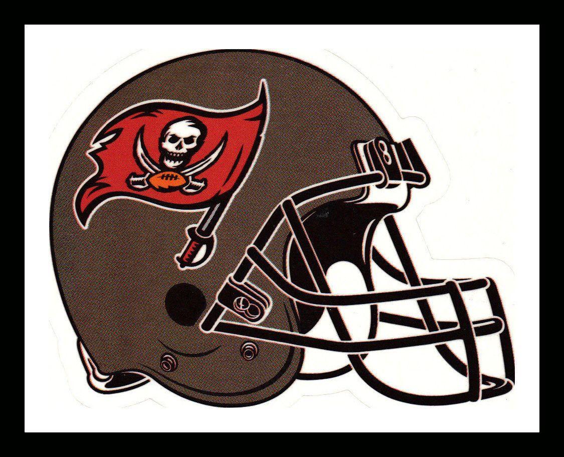 Tampa Bay Buccaneers Football Nfl Helmet Decal Sticker Team Logo Bogo 25 Off Tampa Bay Buccaneers Football Tampa Bay Buccaneers Buccaneers Football