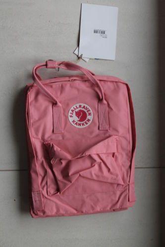 Neu Fjaell Raeven Kanken Rucksack Outdoor Rucksack 23510 Pink Farbcode 312 Fjallraven Kanken Fjallraven Kanken Backpack Bags