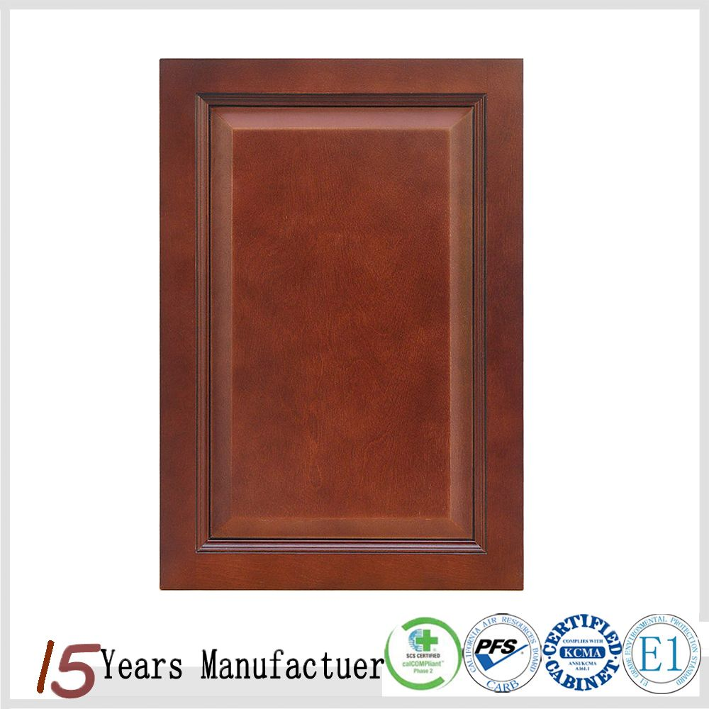 Standard Size Solid Wood Kitchen Cabinet With KCMA And CARB 2