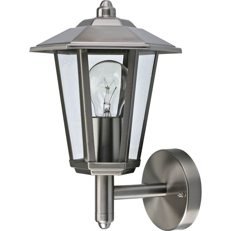 Find 6 sided stainless steel lantern at homebase visit your local find 6 sided stainless steel lantern at homebase visit your local store for the widest aloadofball Choice Image