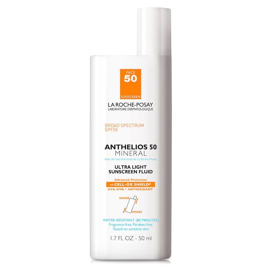 La Roche Posay Anthelios Mineral Ultra Light Sunscreen Fluid Spf