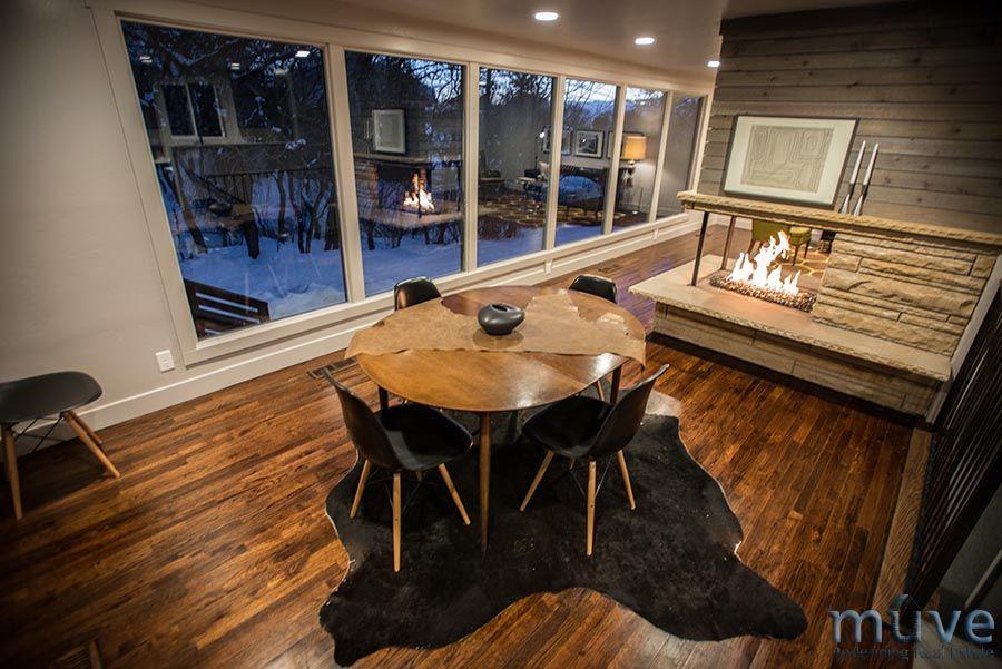 Dining room after modern homes for sale sale interior