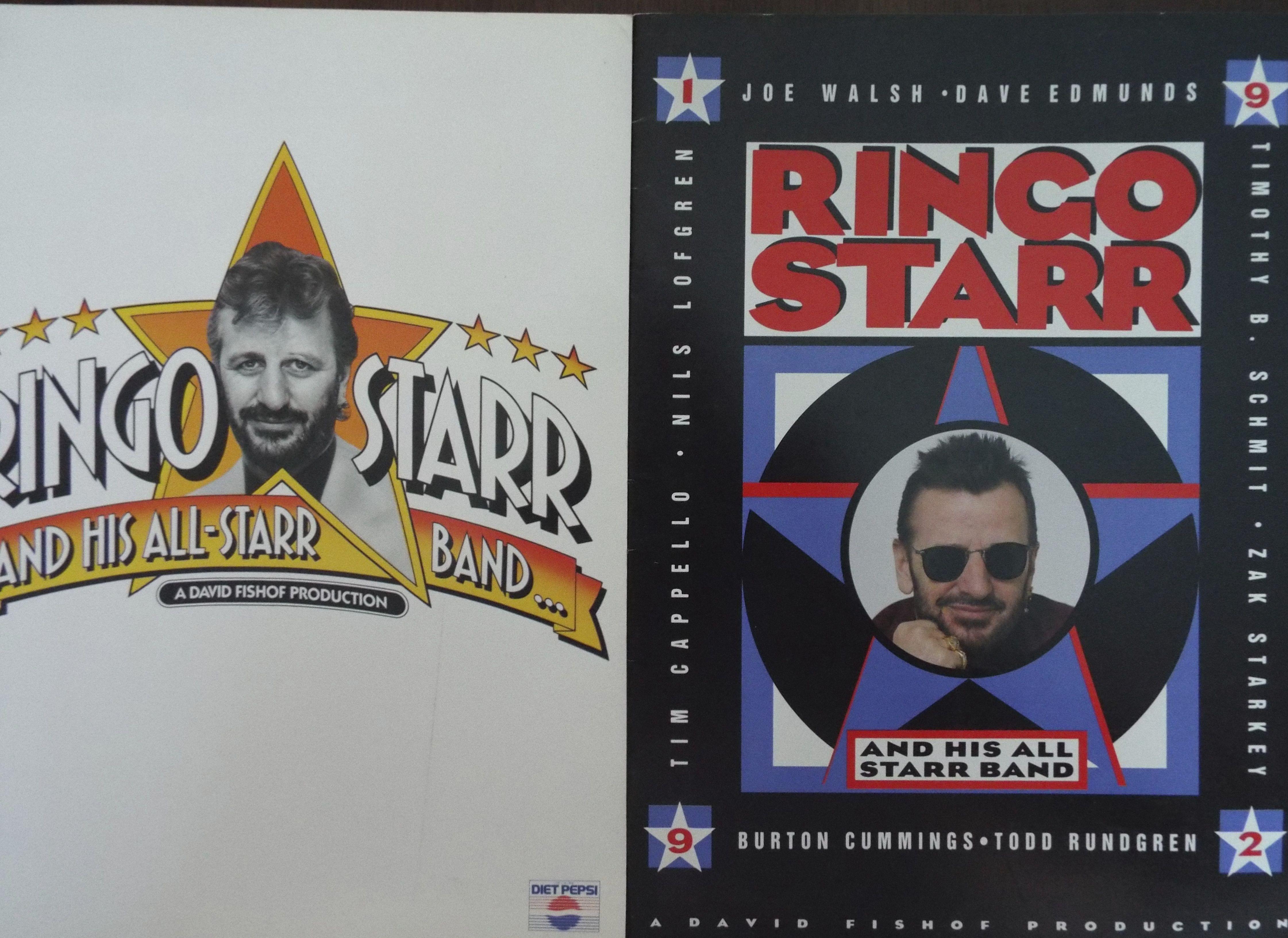 Ringo Starr & His All Starr Band Shoreline 1989 1992 ...