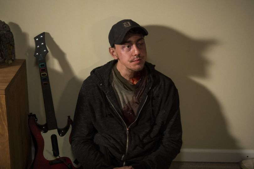 chris coy walking dead