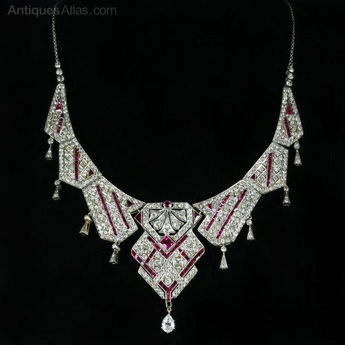 This is the pièce de résistance of all jewellery.