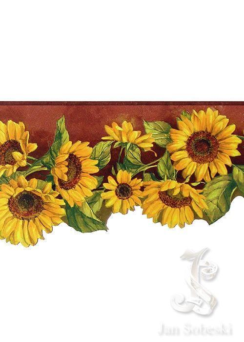 Pin by lisa loyd on kitchen & bath | Sunflower art, Flower ...
