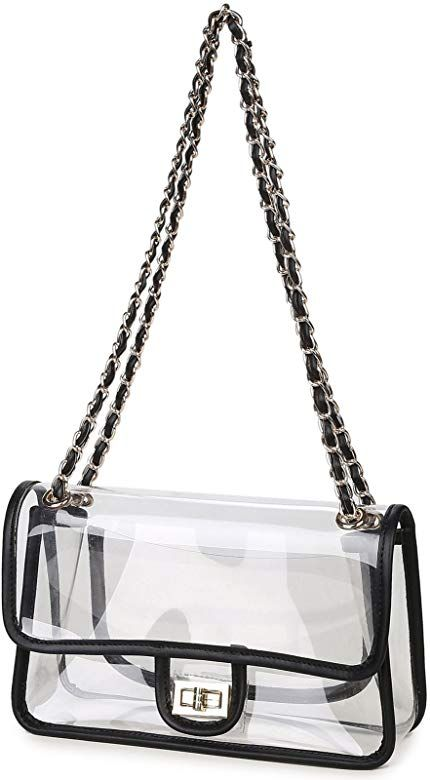 Lam Gallery Women S Pvc Clear Purse Handbags For Working