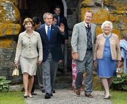 Bush Family In Kennebunkport Maine With Images Kennebunkport