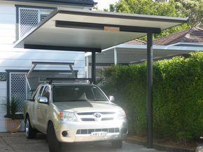 Cantilevered carport cantilever cart cantilever