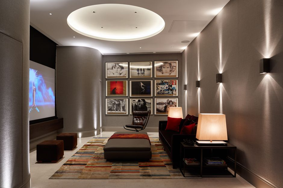 April 2015 Andrew Beasley Photography Home Theater Lighting Small Living Rooms Living Room With Fireplace