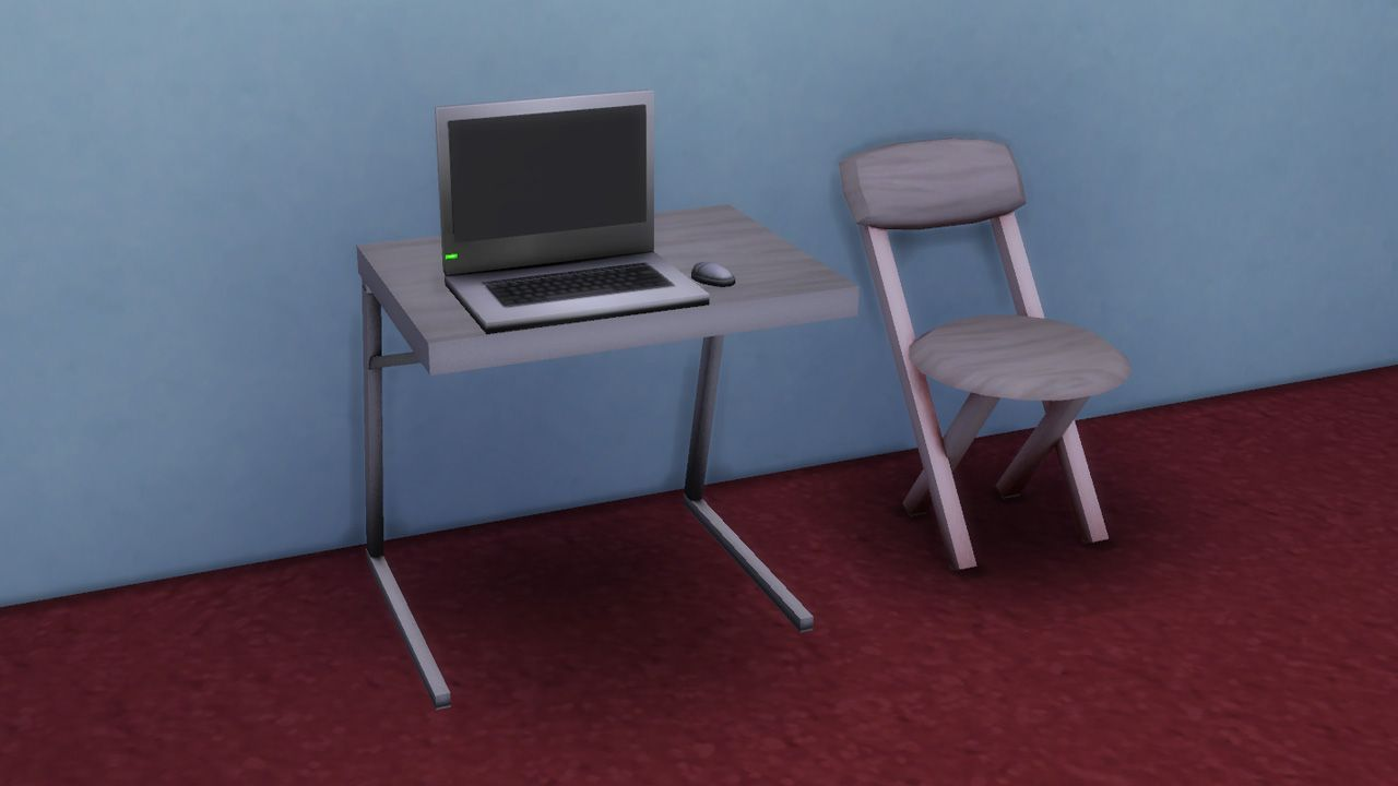 The Portable KitLaptopDesk Modern Sims And Mod Chair P8O0wnk