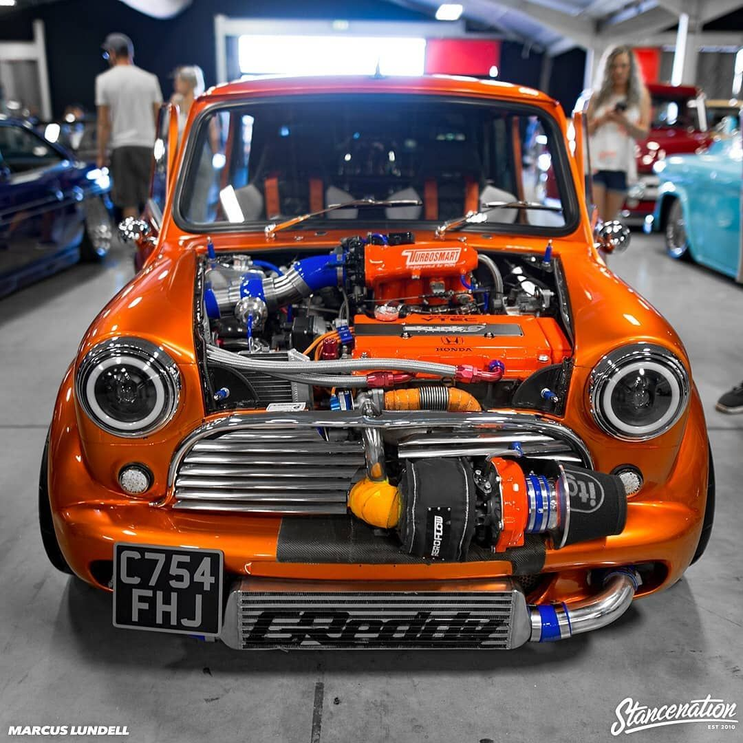 Wooaaaahhhh Classic Cars Mini Cars Classic Mini