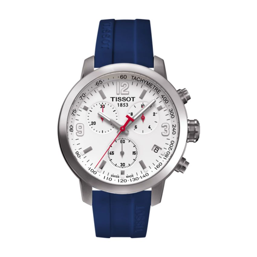 bbf7e84d122 TISSOT PRC 200 RBS 6 NATIONS The Tissot PRC 200 RBS 6 Nations reflects the  dynamism
