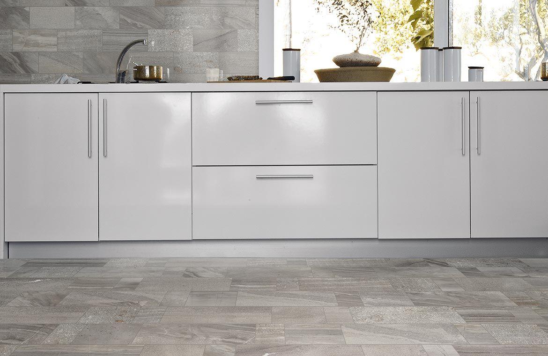 Porcelain Tiles For Kitchen Sienna Stone Plank Mini Interior Porcelain Tile Shown In 5x10