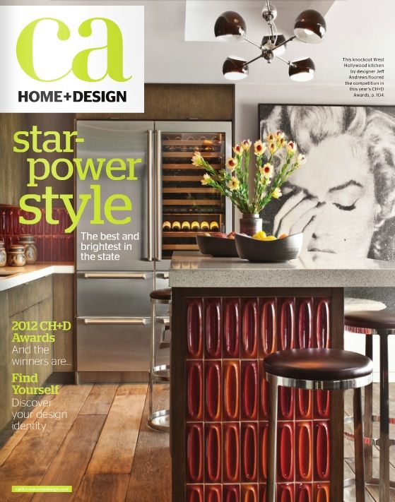Top California Home And Design Magazine