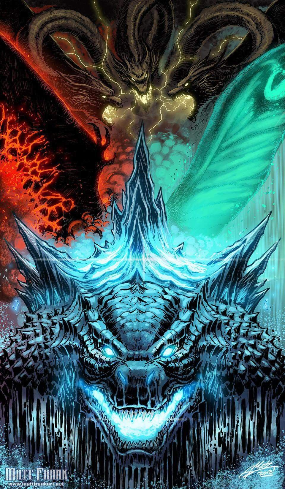 Image result for godzilla the god of monsters