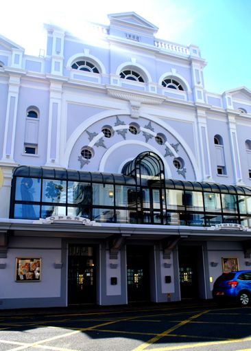 The Jersey Opera House has been redecorated and had new outdoor ...