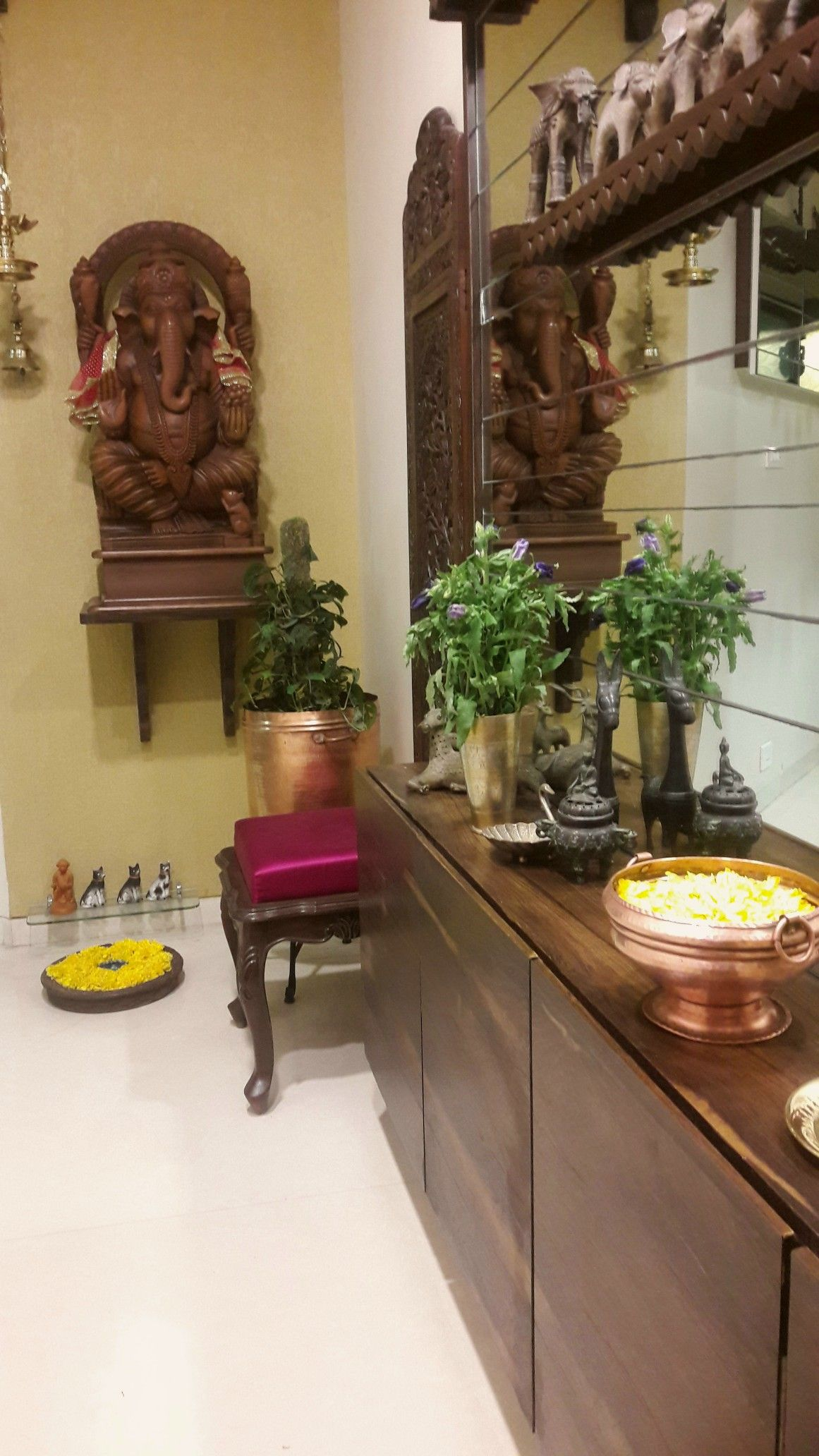 The Entrance Also Perfect Indian Home Decor Ideas For Your Ordinary Wood Rh