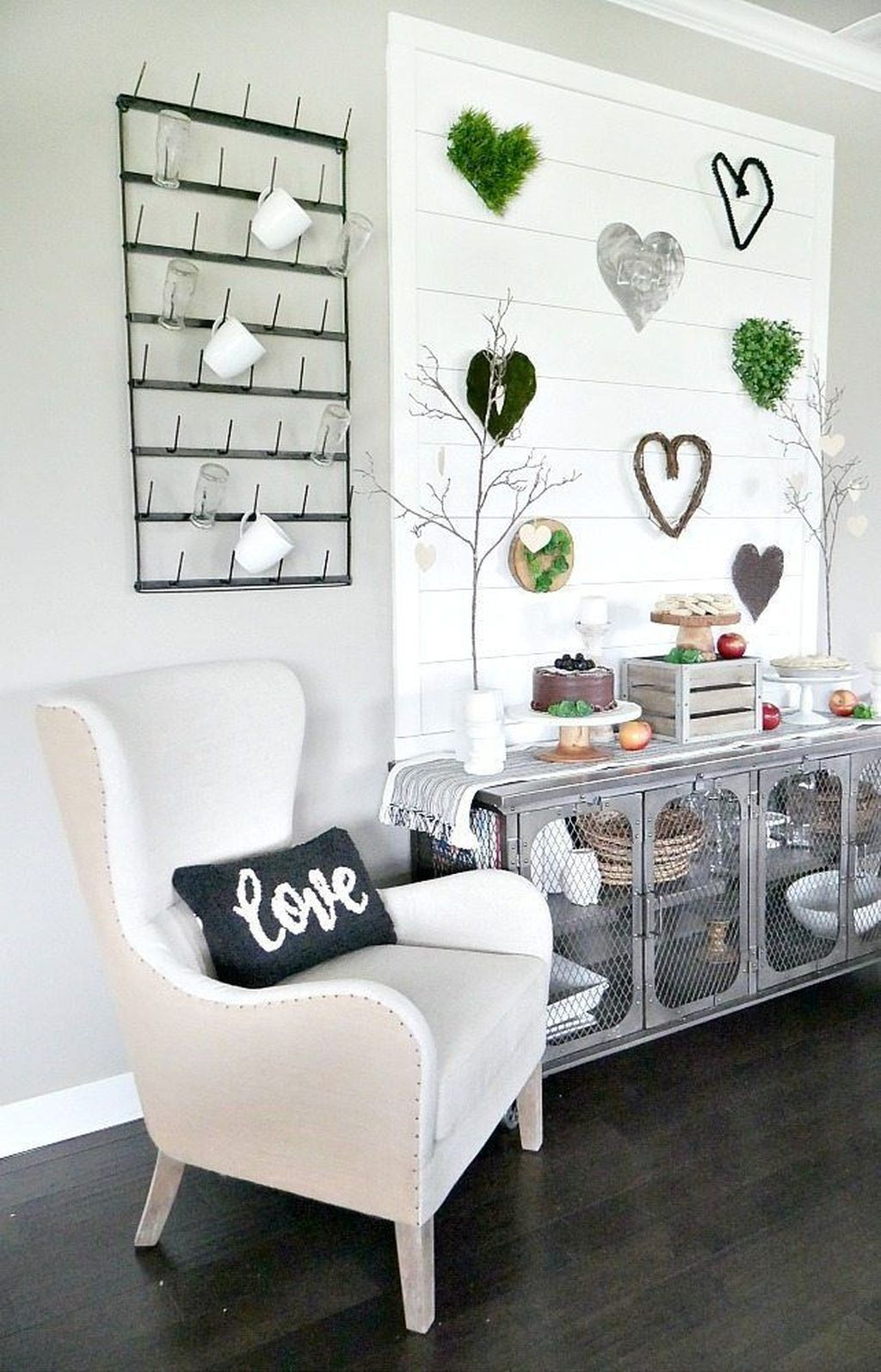 Impressive 36 Stunning Valentine S Day Decor For Your Living