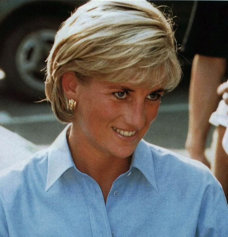 Hair Styles Princess Diana Hair Diana Haircut Princess Diana