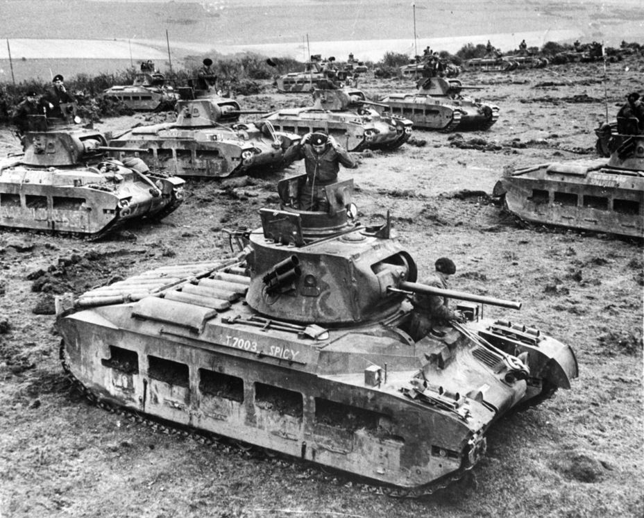 A12 Infantry Tank Mark Ii Matilda Iii   Uk 1941
