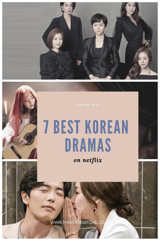 Best K Dramas On Netflix Korean Drama Korean Drama List Kdrama