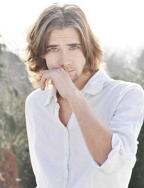 Pin By Patty Dabbs On Ed Pinterest Mens Long Hairstyles 2015
