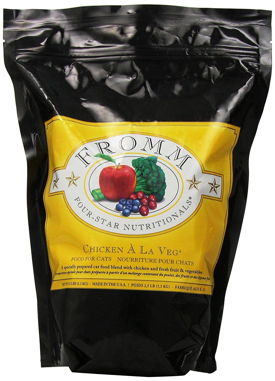 Fromm FourStar Nutritionals Chicken A La Veg Formula Dry